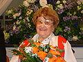 Draga Matkovic an ihrem 100. Geburtstag.jpg