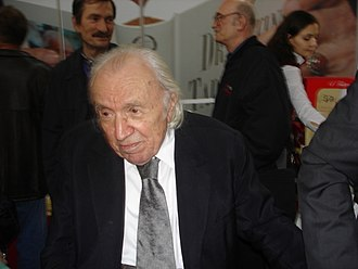 Dragutin Tadijanović - Dragutin Tadijanović (in 2005, at the time of his 100th birthday)