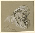 Drawing, Portrait of a Costumed Figure, ca. 1885 (CH 18404533).jpg