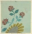Drawing, Textile Design- Sommerblume (Summer Flower), 1910–16 (CH 18630945).jpg
