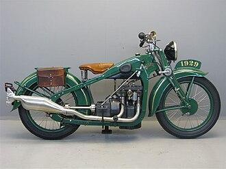 Dresch - Image: Dresch 500 cc Monobloc 1930