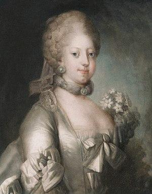 Johann Friedrich Struensee - Queen Caroline Mathilda