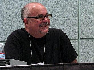 Duane Capizzi - Capizzi at the 2008 Screenwriting Expo