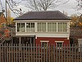 Dudding Hill signal box in Gladstone Park (geograph 3585278).jpg