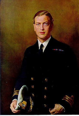 Prince George, Duke of Kent - Portrait by Philip de László, 1934