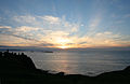 Dunluce Castle sunset 1 (149849949).jpg