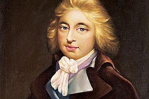 Jan Ladislav Dussek - Portrait of Dussek (unknown date and author).