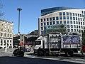 Dustcart in New Fetter Lane - geograph.org.uk - 1803188.jpg