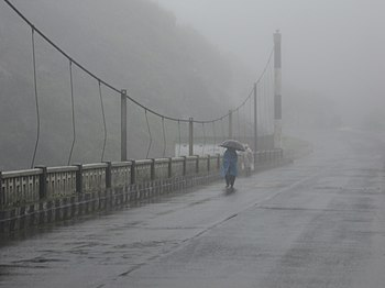 English: Cherrapunjee or Sohra - Wettest place...