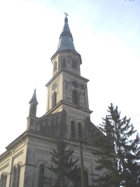 Ečka, Catholic Church 01