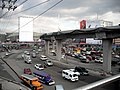 EDSA from SM City North EDSA, Quezon City, Philippines - panoramio.jpg