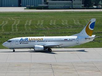 AiRUnion - EI-CBQ Boeing 737