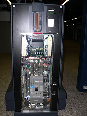 Cray T3D - Image: EPFL CRAY T3D 1