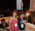 Early Comers Party - Tiltan Roof P1040013.JPG