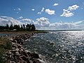 East bank of the Vänern lake in Sweden 03.jpg