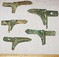 Eastern Zhou Bronze Ge Dagger-axes (10625019554).jpg