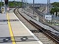Ebbsfleet International railway stationthird rail starts 5174.jpg
