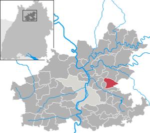 Eberstadt - Image: Eberstadt in HN