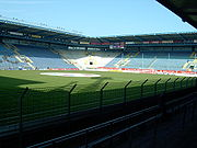 "Stadium ""Schüco Arena"" (traditional: ""Alm"")"