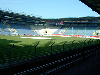 2010 FIFA U-20 Women's World Cup - Image: Ecke Nord West leer