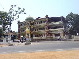 Edappally - Juma Masjidh