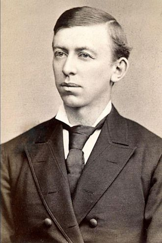 Edgar Fahs Smith - Smith in 1878