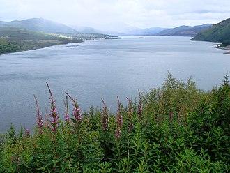 Loch Carron - Loch Carron (Scottish Highlands)