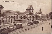 Editions Belges 51 - NAMUR - La Gare.jpg