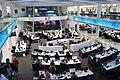 Editorial rooms of Ynet IMG 3405.JPG