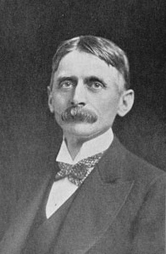 Edward Manning Bigelow - Edward Manning Bigelow circa 1890