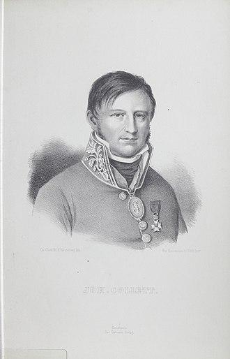 Johan Collett - Johan Collett (1775–1827)
