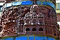 Eine Plastik für die Südstadt (Bildhauerprojekt mit Senioren unter Leitung von Siegfried Neuenhausen), das Rathaus in Hannover von Erika Toczek, seinerzeit 63 Jahre alt.jpg