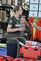 Einkleidung der deutschen Olympiamannschaft Rio 2016 Medientag Hannover 0455.jpg