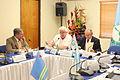 El presidente de la Asamblea Nacional, Fernando Cordero Cueva, ante la Junta Directiva del Parlamento Latinoamericano, reunida en Panamá, presentó su renuncia a su cargo de Presidente Alterno del (8734571105).jpg