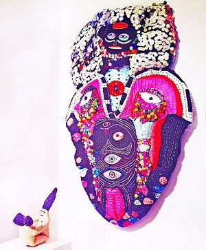 Elena Stonaker - Image: Elena Stonaker Soft Sculpture