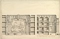 Elevation of Proscenium According to New Design and Lateral View of Boxes MET DP820185.jpg