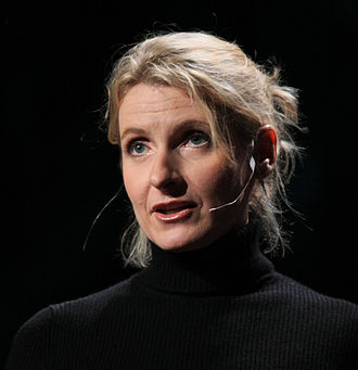 Elizabeth Gilbert - Image: Elizabeth Gilbert at TED