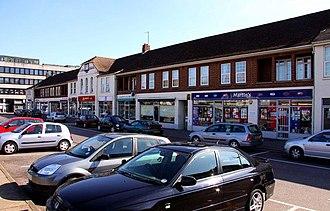 Botley, Oxfordshire - Elms Parade