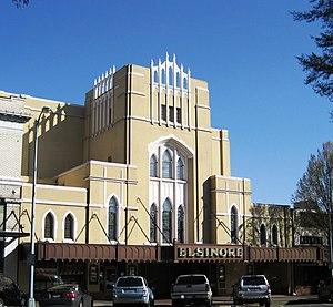 Elsinore Theatre - Exterior of the theatre