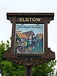 Elstow Village Sign (2) - geograph.org.uk - 823234.jpg