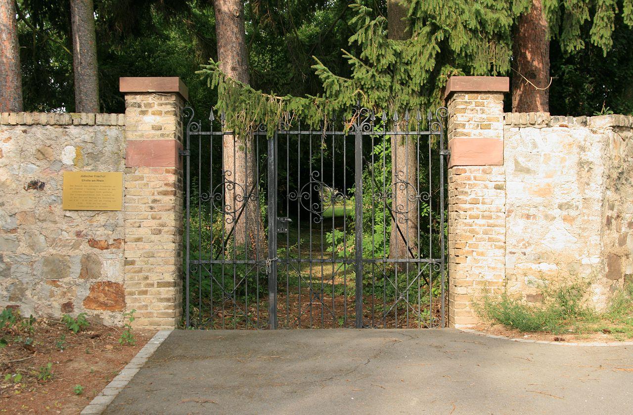 Eltville Jüdischer Friedhof Eingang.JPG
