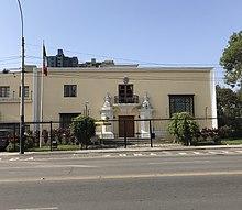 Missões diplomáticas do México – Wikipédia, a enciclopédia livre