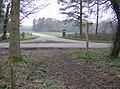 Emerging from Preston Oak Hills - geograph.org.uk - 381287.jpg