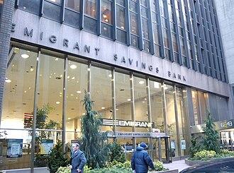 Emigrant Savings Bank - 6 East 43rd Street, Manhattan