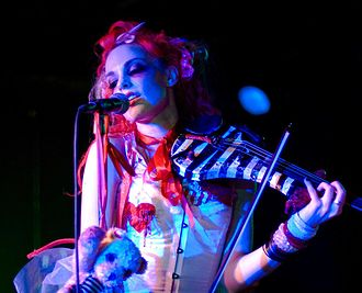 Emilie Autumn - Autumn in Frankfurt, 2007