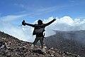 Emosi di Puncak Surono, Gunung Slamet.jpg