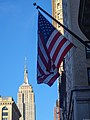 Empire state with flag (New York) (44518424404).jpg