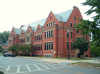 Ohio State University - Hale Hall (Original Ohio Union)