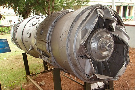 The engine of the Lockheed U-2 shot down over Cuba on display at Museum of the Revolution in Havana. Engine u2.jpg