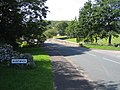 Entering Austwick from the south - geograph.org.uk - 1727156.jpg